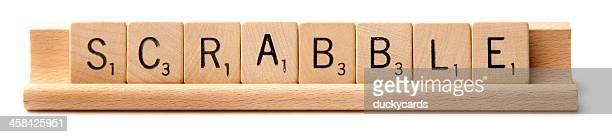 Scrabble Games Tiles