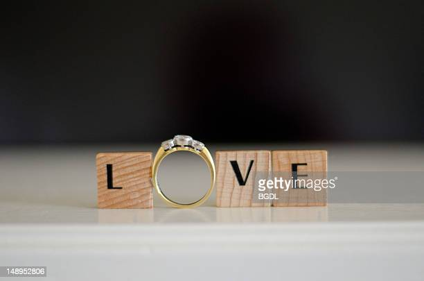 Scrabble with ring