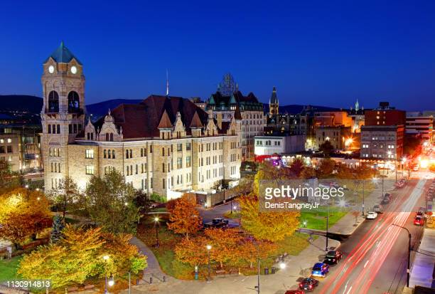 scranton, pennsylvania - pennsylvania stock pictures, royalty-free photos & images