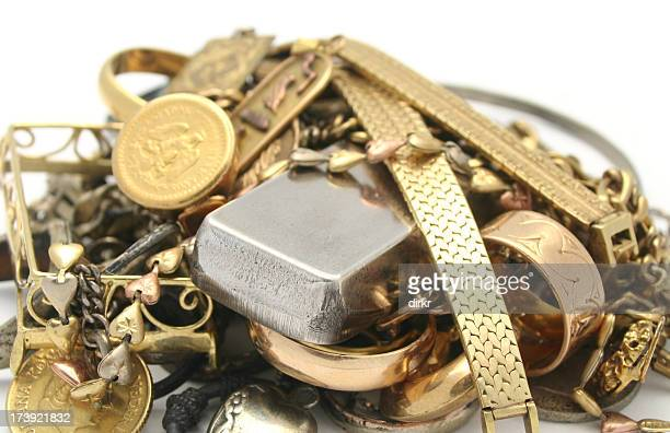 Scrap Gold and Silver