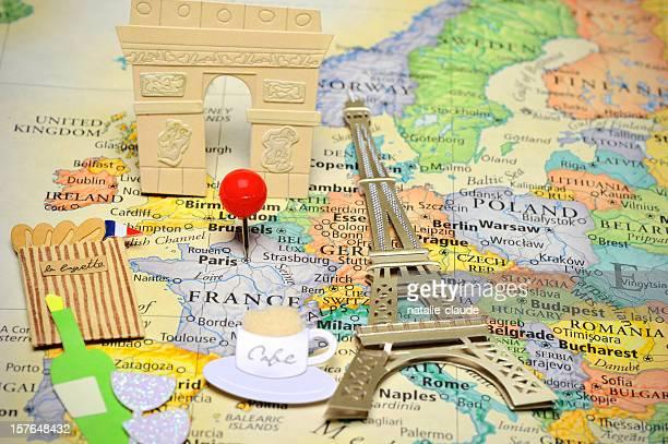Scrapbooking autour de Paris