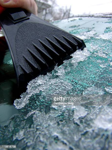 scraping ice - scraping stock photos and pictures