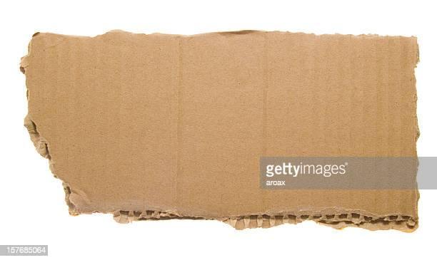 Rayada de cartón