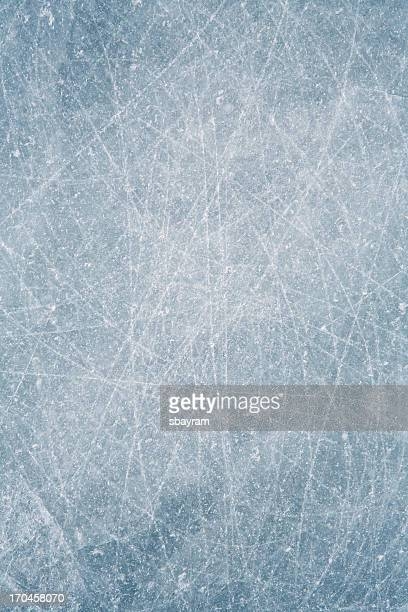 scratched ice background - ice stock pictures, royalty-free photos & images