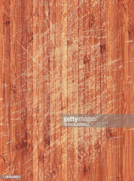 scratched wood - wood material stock pictures, royalty-free photos & images