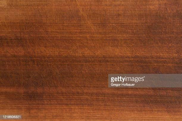 scratched wood surface - wood material stock-fotos und bilder
