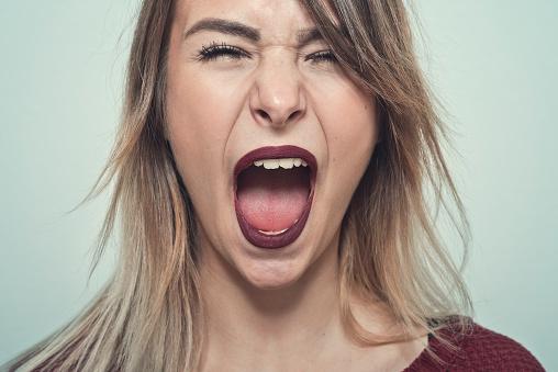 Screaming - gettyimageskorea