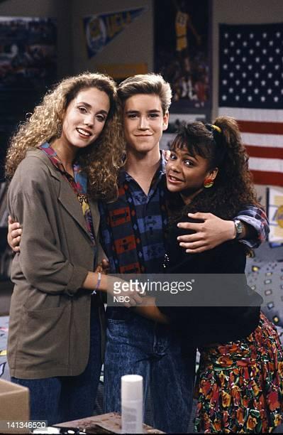 BELL 'Screech's Woman' Episode 5 Air Date Pictured Elizabeth Berkley as Jessie Spano MarkPaul Gosselaar as Zachary 'Zack' Morris Lark Voorhies as...