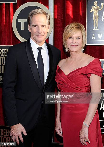 Screen Actors Awards Committee Member Scott Bakula and Screen Actors Guild Foundation President/Screen Actors Guild Awards Committee Chair JoBeth...