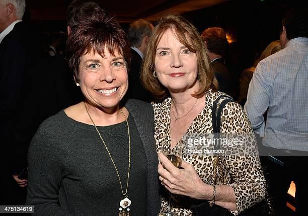 Screen Actors Guild Awards Coordinating Producer Rosalind Jarrett Sepulveda and Screen Actors Guild Awards Executive Producer Kathy Connell attend...