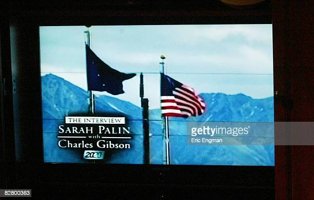 A screen shot of an Alaska Flag and American Flag is shown during the program as Richard and Beka Zerbst Hosanna and Joel Johnson Tricia and Gabe...