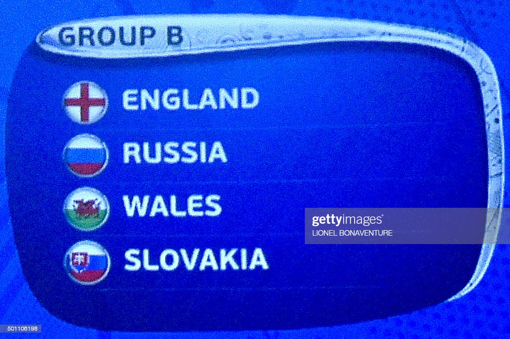 FBL-EURO-2016-DRAW : News Photo