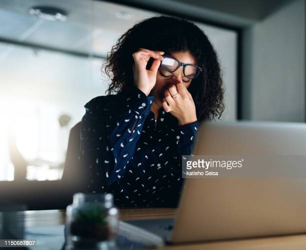 screen time is putting strain on my eyes - the eyes have it stock pictures, royalty-free photos & images