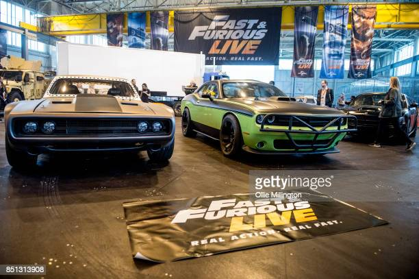 A screen used Ice Charger version of the 1970 Dodge Charger R/T used on screen by Vin Diesel as the signature car of his character Dominic Toretto in...
