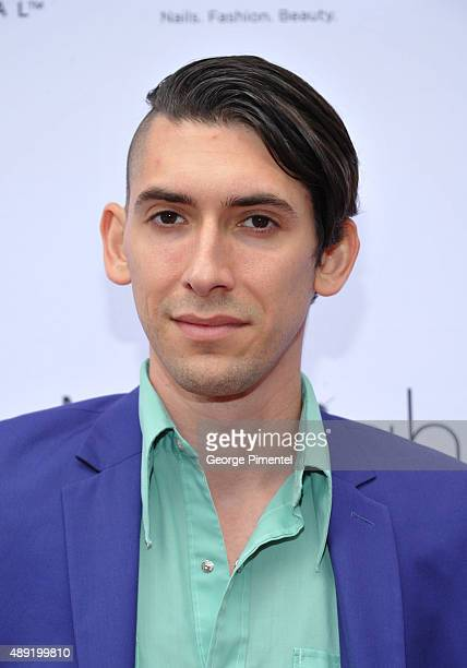 "Screen writer Max Landis attends ""Mr. Right"" TIFF premiere dinner at BYBLOS Toronto hosted by Revlon Professional Brands on September 19, 2015 in..."