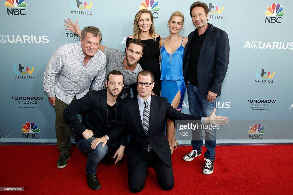 """NBC's """"Aquarius Screening and Panel Discussion"""" - Season 2"""
