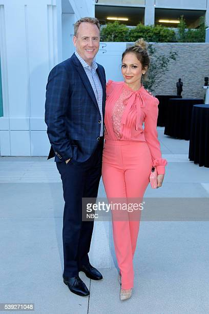 BLUE Screening and Panel Discussion at the Television Academy June 9 2016 Pictured Robert Greenblatt Chairman NBC/NBCU Photo Bank via Getty Images...