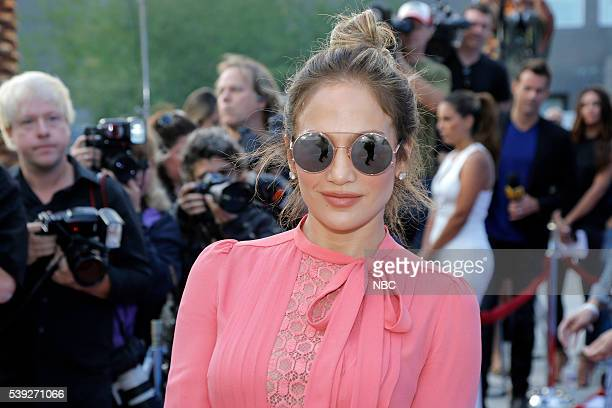 BLUE Screening and Panel Discussion at the Television Academy June 9 2016 Pictured Jennifer Lopez
