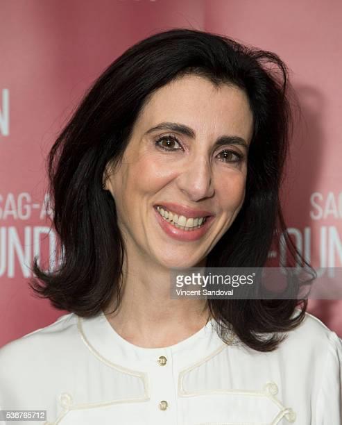 """Screenwriter Aline Brosh McKenna attends SAG-AFTRA Foundation Conversations for """"Crazy Ex-Girlfriend"""" at SAG-AFTRA Foundation on June 7, 2016 in Los..."""