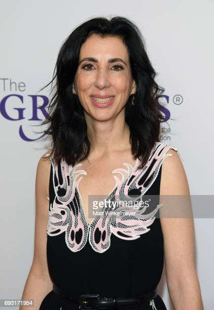 Screenwriter Aline Brosh McKenna attends the 42nd Annual Gracie Awards at the Beverly Wilshire Hotel on June 6 2017 in Beverly Hills California