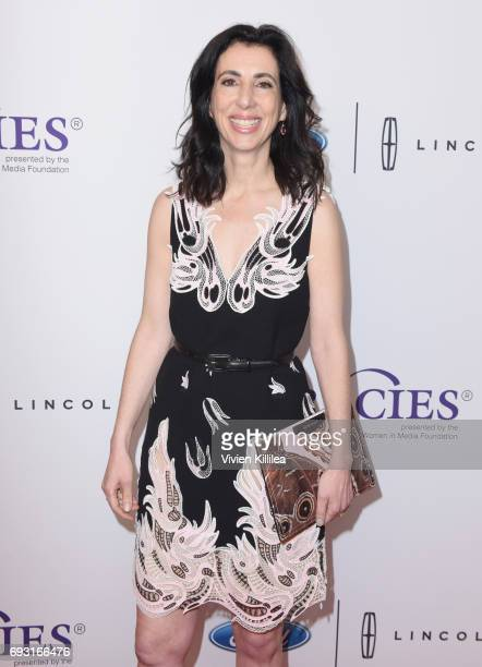 Screenwriter Aline Brosh McKenna attends the Annual Gracie Awards at the Beverly Wilshire Hotel on June 6 2017 in Beverly Hills California
