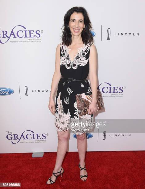Screenwriter Aline Brosh McKenna attends the Annual Gracie Awards at the Beverly Wilshire Hotel on June 6, 2017 in Beverly Hills, California.