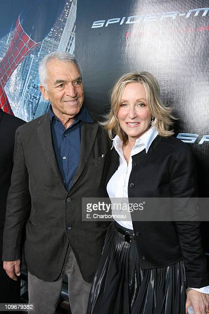 Screenwriter Alvin Sargent and Producer Laura Ziskin