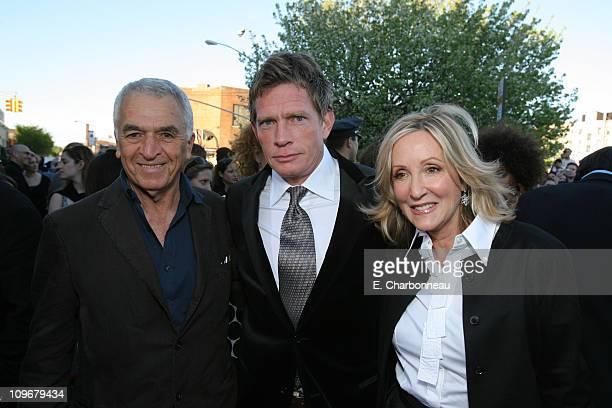 Screenwriter Alvin Sargent Thomas Haden Church and Producer Laura Ziskin