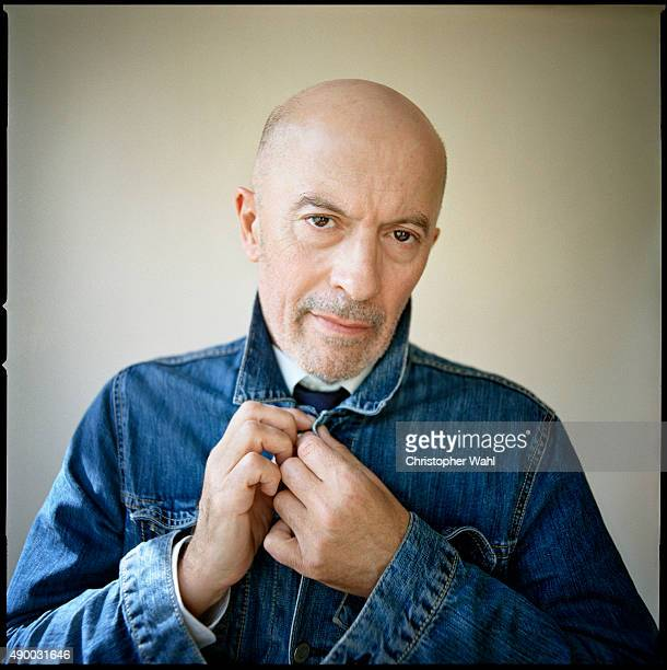 Screenwriter and director Jacques Audiard is photographed for The Globe and Mail on September 15 2015 in Toronto Ontario