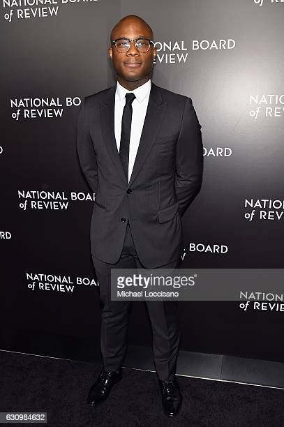 Screenwriter and Director of Moonlight Barry Jenkins attends the 2016 National Board of Review Gala at Cipriani 42nd Street on January 4 2017 in New...