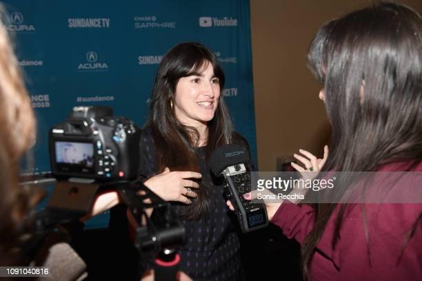 Screenwriter and director Sasha Gordon of Maggie attends 2019 Sundance Film Festival at Prospector Square Theatre on January 29 2019 in Park City Utah