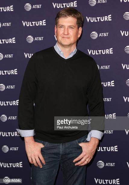 Screenwriter Bill Lawrence attends the 2018 Vulture Festival Los Angeles at The Hollywood Roosevelt Hotel on November 17 2018 in Los Angeles...