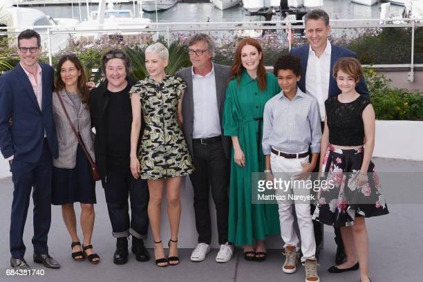 Screenwriter Brian Selznick producer Pamela Koffler producer Christine Vachon actress Michelle William Director Todd Haynes actress Julianne Moore...