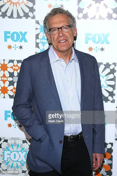 Screenwriter Carlton Cuse attends the Fox Summer TCA AllStar party held at the SOHO house on July 20 2014 in West Hollywood California