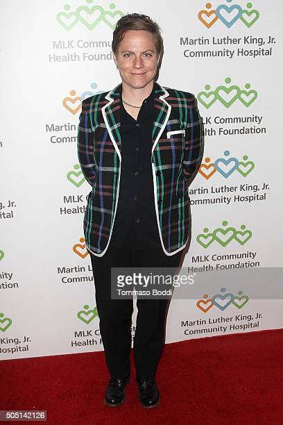 Screenwriter Chris Nee attends the MLK Community Health Foundation's Living The Dream Luncheon at Dorothy Chandler Pavilion on January 15 2016 in Los...