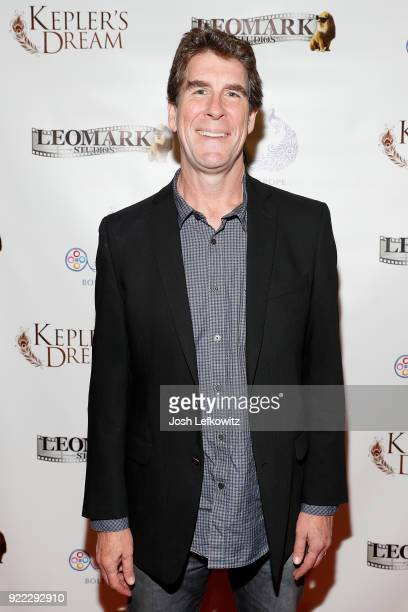 Screenwriter Cinco Paul attends the Kepler's Dream premiere at Regency Plant 16 on November 30 2017 in Van Nuys California