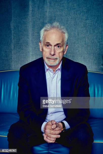 Screenwriter composer musician director actor and comedian Christopher Guest is photographed for the Esquire magazine on July 7 2016 in Los Angeles...