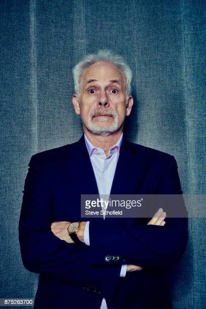Screenwriter, composer, musician, director, actor, and comedian Christopher Guest is photographed for the Esquire magazine on July 7, 2016 in Los...