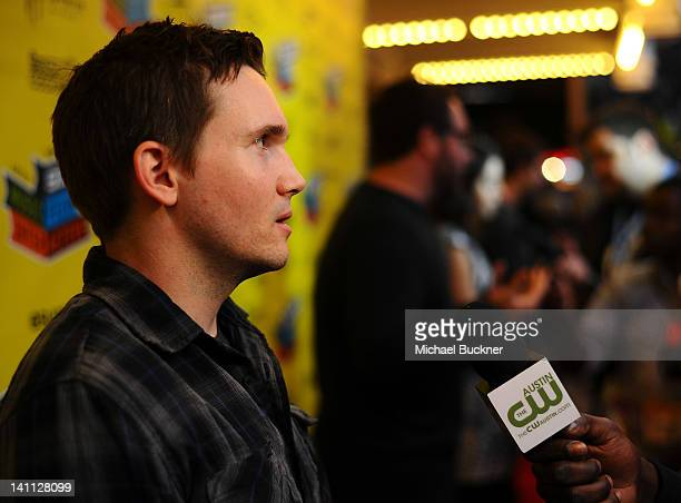 Screenwriter Derek Connolly arrives to the premiere of Safety Not Guaranteed during 2012 SXSW Music Film Interactive Festival at the Paramount...