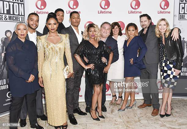 Screenwriter Dianne Houston actors Vonii Bristow Shanica Knowles Deric Augustine Curtis Hamilton singer/songwriter Michel'le executive producer...