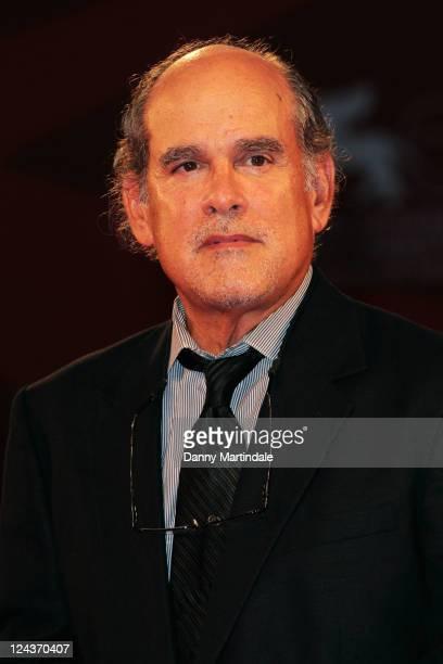 "Screenwriter Donald Ferraron attends the ""Texas Killing Fields"" Premiere during the 68th Venice International Film Festival at Palazzo del Cinema on..."