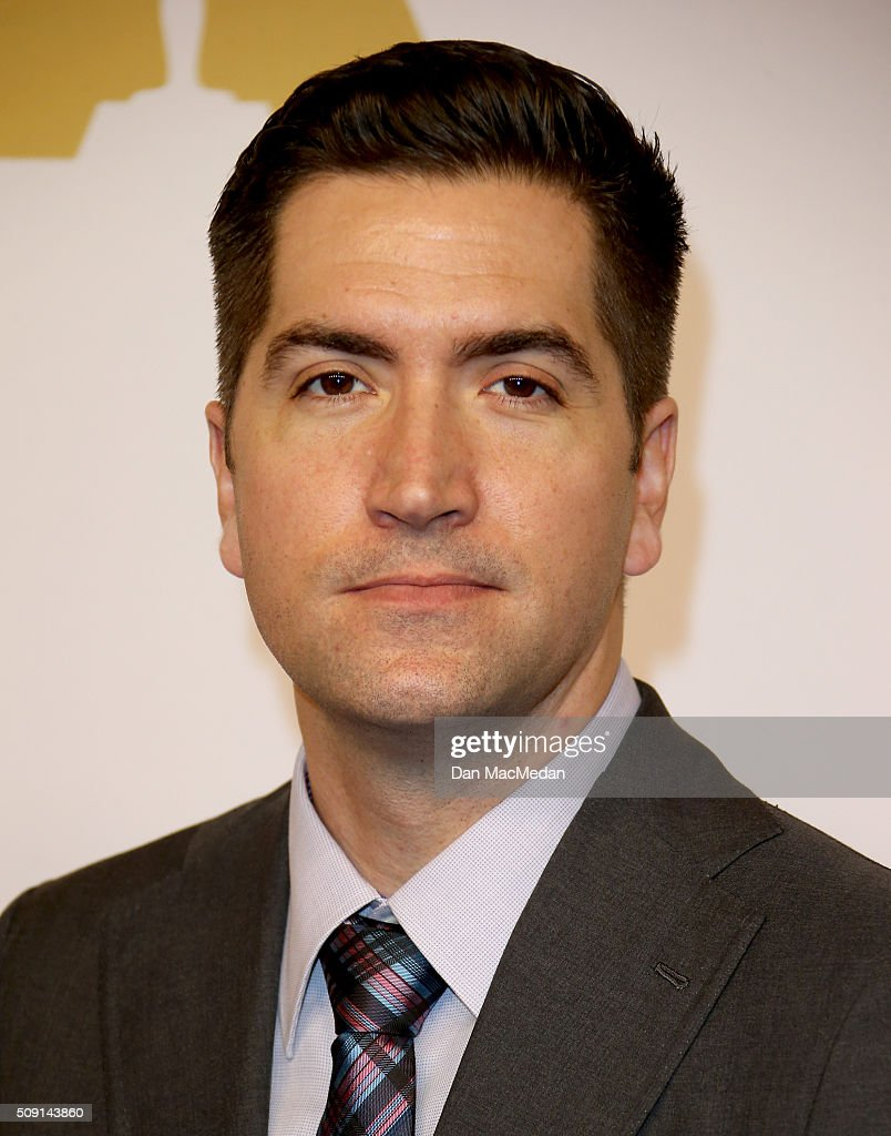 Screenwriter Drew Goddard attends the 88th Annual Academy Awards Nominee Luncheon in Beverly Hills, California.