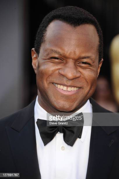 Screenwriter Geoffrey Fletcher arrives at the 83rd Annual Academy Awards held at the Kodak Theatre on February 27 2011 in Hollywood California