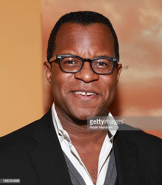Screenwriter Geoffrey Fletcher attends 24th Annual Dusty Film And Animation Festival at SVA Theatre on May 7, 2013 in New York City.