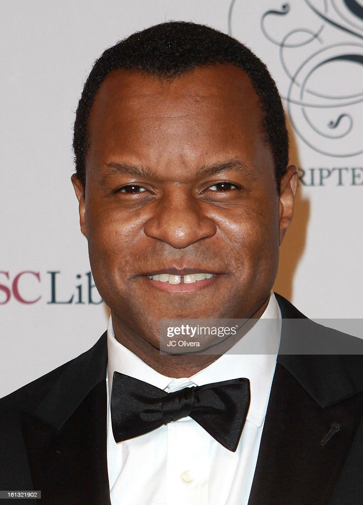 Screenwriter Geoffrey Fletcher attends the 25th Annual Scripter Awards at Edward L. Doheny Jr. Memorial Library at University of Southern California on February 9, 2013 in Los Angeles, California.