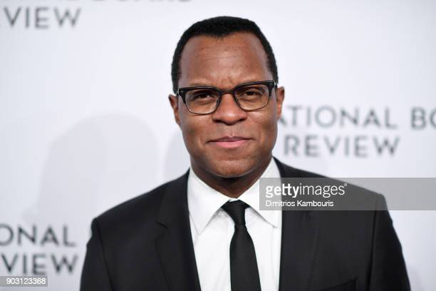 Screenwriter Geoffrey Fletcher attends The National Board Of Review Annual Awards Gala at Cipriani 42nd Street on January 9 2018 in New York City