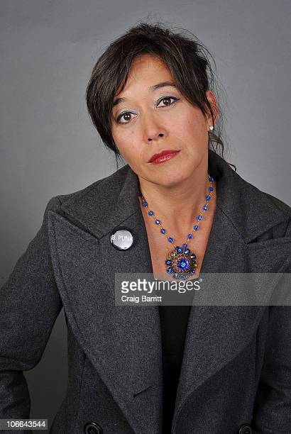 Screenwriter Georgia Sugimura Archer of the fiilm Barbershop Punk poses for a portrait during AFI FEST 2010 presented by Audi held at the Hollywood...