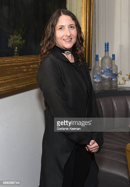 Screenwriter Hanna Weg attends the Septembers of Shiraz TIFF Party Hosted By GREY GOOSE Vodka at Byblos on September 15 2015 in Toronto Canada
