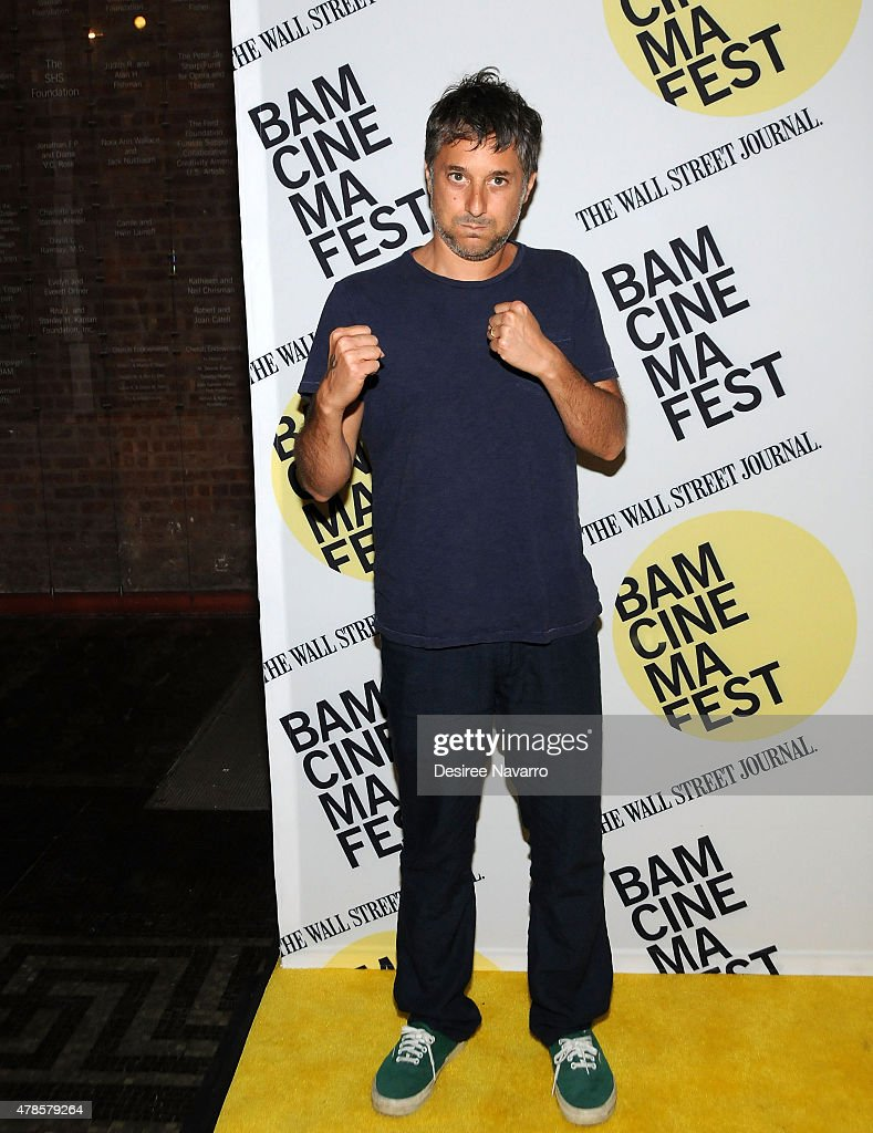 Screenwriter Harmony Korine attends BAMcinemaFest 2015 'Kids' 20th Anniversary Screening at BAM Peter Jay Sharp Building on June 25, 2015 in New York City.