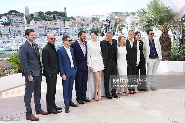 Screenwriter Jamie Linden producer Daniel Dubiecki actors Jack O'Connell Dominic West Caitriona Balfe George Clooney director Jodie Foster actor...